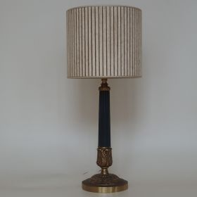 column-lamp-brass-ivar-einar-backstrom-finland-50s-vintage