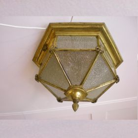 ceiling-lamp-gilt-brass-antique-early-20th-century