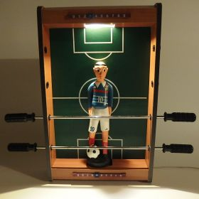 statue-wood-Zinedine-Zidane-football-game-90s