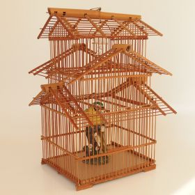 bird-cage-bamboo-70s-vintage