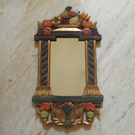 mirror-frame-wood-covered-fruit