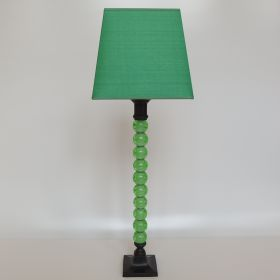 lamp-balls-glass-green
