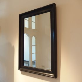 mirror-frame-wood-black-vintage