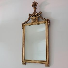 mirror-frame-wood-gold-leaf-50s