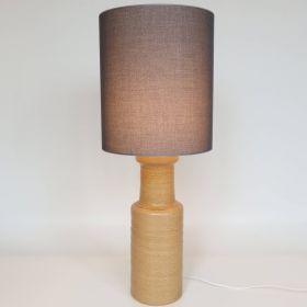 lamp-ceramic-hand-turned-tiger-glaze-60s