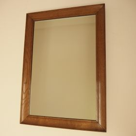 mirror-frame-oak-early-19th-century-Art-Deco