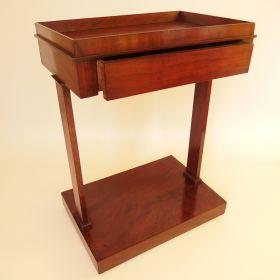 trumeau-mahogany-drawer-France-18th-century-Empire-Napoleon