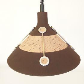 hanging-lamp-cork-chrome-herda-70s-vintage